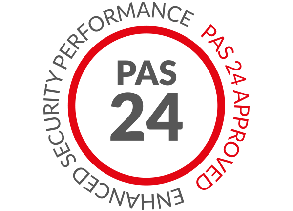 enhanced security performance badge